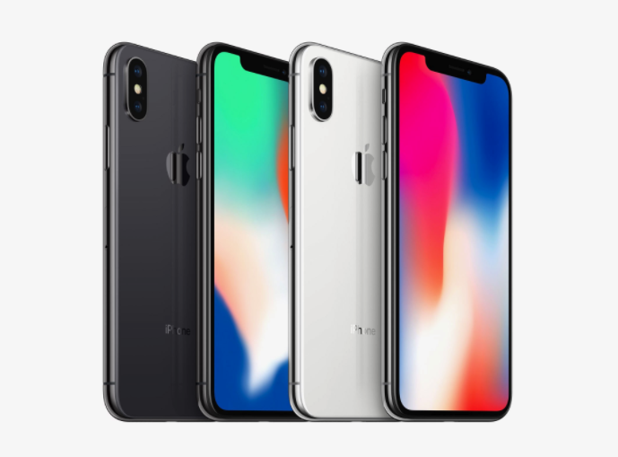er iphone x så god