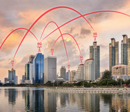 5g netværker skaber arbejds muligheder